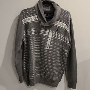 NWT polo assn sweater